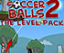 Soccer Balls 2: Level Pack - サッカーパズルゲーム