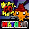 お猿の脱出ゲームMonkey GO Happy Mayhem