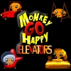 無料ゲームMonkey GO Happy Elevators