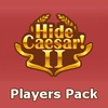 物理PZLゲームHide Caesar 2 Players' Pack