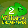 無料ゲームWilliam the Chameleon 2