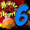 MONKEY GO HAPPY 6 - 無料ゲーム