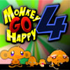 PCゲームMonkey GO Happy 4